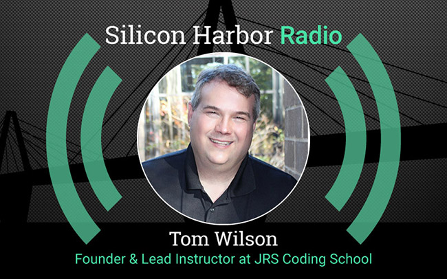 tom-wilson-silicon-harbor-radio